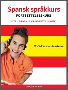 Cover for Spansk språkkurs Fortsettelseskurs