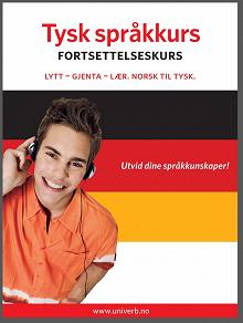 Cover for Tysk språkkurs Fortsettelseskurs