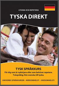 Cover for Tyska Direkt