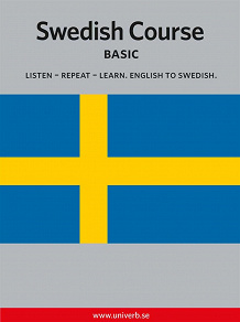 Cover for Swedish course