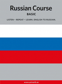 Cover for Russian Course