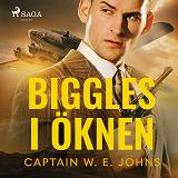 Cover for Biggles i öknen