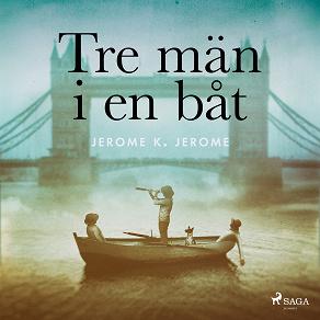 Cover for Tre män i en båt