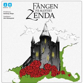 Cover for Fången på slottet Zenda