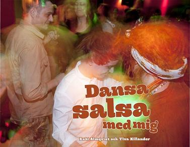 Cover for Dansa salsa med mig / Lättläst