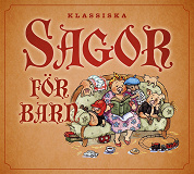 Cover for Klassiska sagor för barn 2