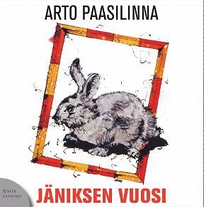 Cover for Jäniksen vuosi