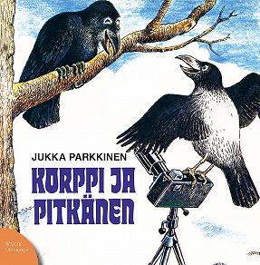 Cover for Korppi ja Pitkänen