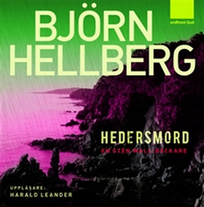 Cover for Hedersmord