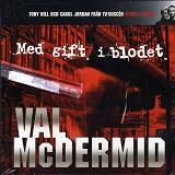 Cover for Med gift i blodet