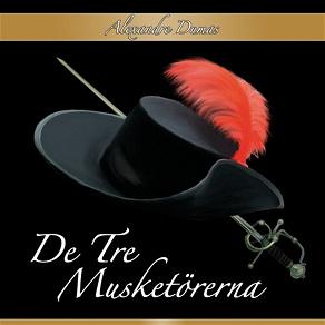 Cover for De tre musketörerna