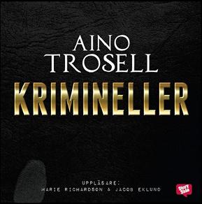 Cover for Krimineller