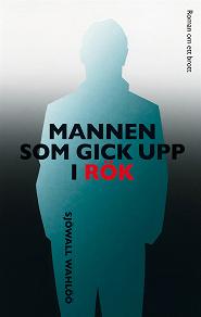 Cover for Mannen som gick upp i rök