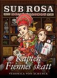 Cover for Kapten Fiennes skatt