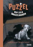 Cover for Puzzel. Den lilla smuggelhunden