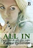 Cover for All in - när livet är allt eller inget