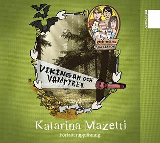 Cover for Vikingar och vampyrer
