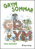 Cover for Grym sommar