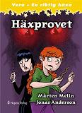 Cover for Häxprovet