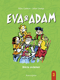 Cover for Eva & Adam. Bästa ovänner