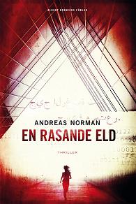 Cover for En rasande eld