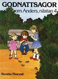 Cover for Godnattsagor om Anders, nästan 4
