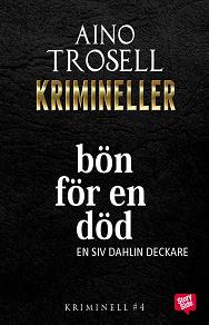 Cover for Bön för en död