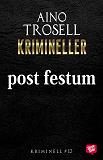 Cover for Post festum