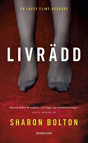 Cover for Livrädd (Lacey Flint del 2)