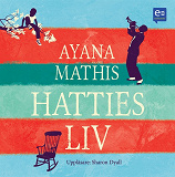 Cover for Hatties liv