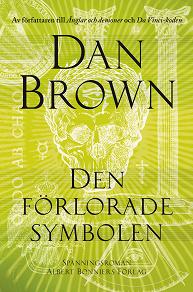 Cover for Den förlorade symbolen