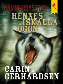 Cover for Hennes iskalla ögon