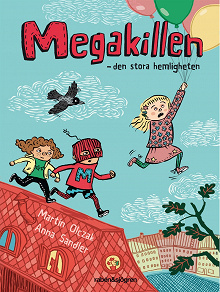 Cover for Megakillen - Den stora hemligheten