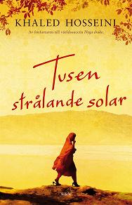 Cover for Tusen strålande solar
