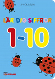 Cover for Lär dig siffror 1-10