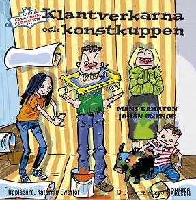 Cover for Klantverkarna och konstkuppen