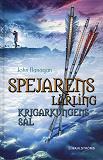 Cover for Spejarens lärling 3 - Krigarkungens sal