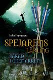 Cover for Spejarens lärling 9 - Sårad i ödemarken