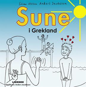 Cover for Sune i Grekland