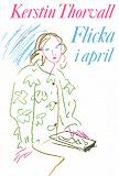 Cover for Flicka i april