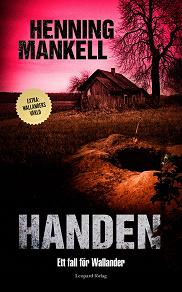 Cover for Handen : ett fall för Wallander