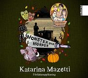 Cover for Monster och mörker