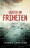 Cover for Väster om friheten