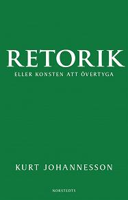 Cover for Retorik eller konsten att övertyga