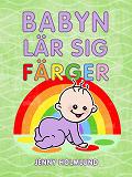 Cover for Babyn lär sig färger