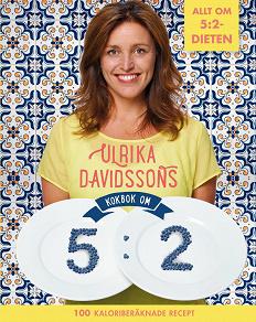 Cover for Ulrika Davidssons kokbok om 5:2