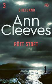 Cover for Rött stoft