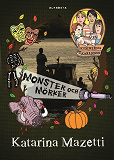 Cover for Kusinerna Karlsson. Monster och mörker