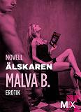 Cover for Älskaren : en novell ur Begär