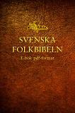 Cover for Bibeln (Svenska Folkbibeln 98)